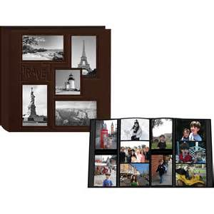 photo album pages 4x6 pioneer photo albums 5col240 collage frame embossed 5col240tr