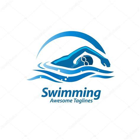 swimming pool logo design swimming logo stock images royalty free images vectors best ideas vetor logotipo de nata 231 227 o vetor de stock 169 krustovin 107643334