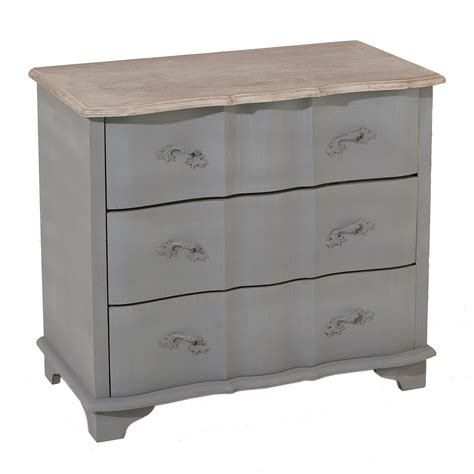 Commode Grise Laquée by Commode Moderne Grise Et Blanche