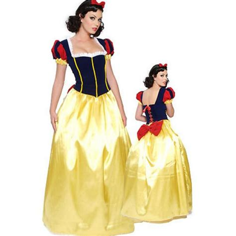 Snow White Dress Xl plus size 6xl snow white costume carnival costumes for tale princess