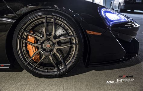 mclaren wheels black mclaren 570s adv005 m v2 cs series wheels adv 1
