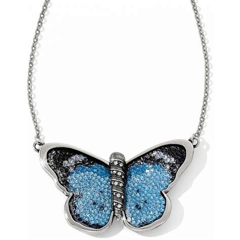 rocks rocks papillon necklace necklaces