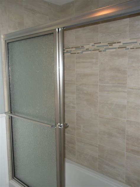 custom bathtub doors custom bypass shower door custom shower doors pinterest