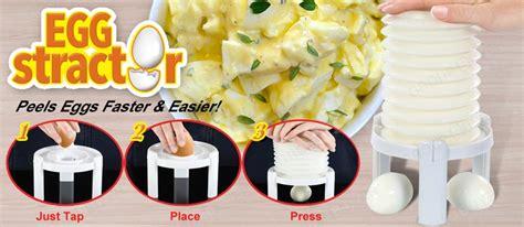 Peeler Kotak As Seen Tv Alat Pengupas Buah eggstractor easy egg peeler pengupas kulit telur white jakartanotebook