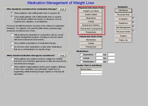weight management in adults setma epm tools weight management tutorial