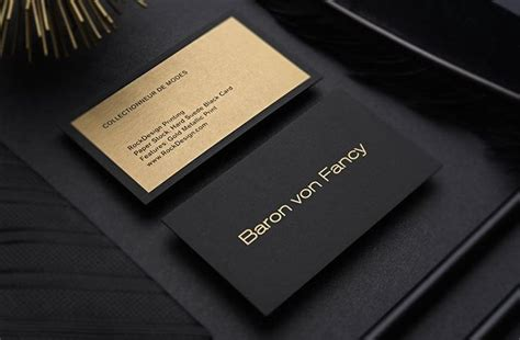 luxury business card template free luxury business cards free business card templates