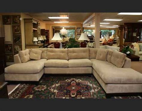 sectional sofas  consignment