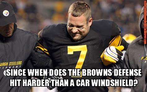 Roethlisberger Memes - cleveland browns memes november 2013