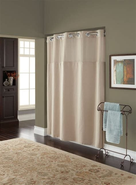 hookless curtains 1000 ideas about hookless shower curtain on pinterest