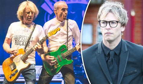 Smith Fails To Pay For Sons Autopsy by Rick Parfitt S Slams Francis For Treating His