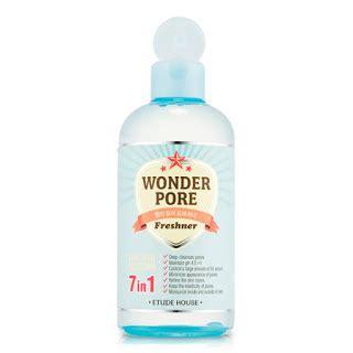 Harga Clean N Clear pusat produk korea toner pengecil pori pori wajah