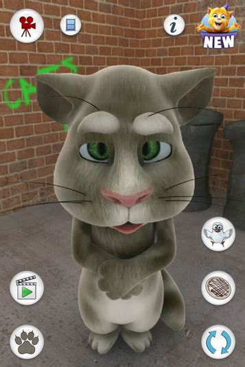 my talking how to decorate your kitchen in my talking tom mobile gaming