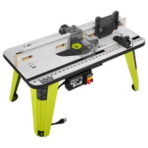 Kitchen Faucets Black ryobi universal router table a25rt03 the home depot