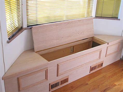 window bench with storage plans window bench with storage treenovation