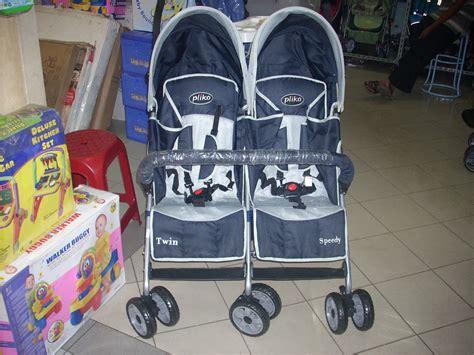 Kereta Dorong Untuk Bayi Kembar grosir dan eceran perlengkapan bayi murah by toko mery kereta bayi kembar stroller
