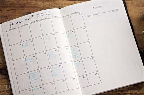 house beautiful editorial calendar bullet journal planner the house of plaidfuzz