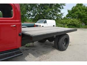 dodge stake bed truck 1947 dodge up flat stake bed for sale photos
