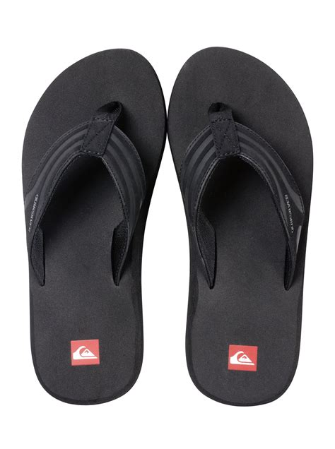 quiksilver slippers monkey wrench sandals 857339 quiksilver