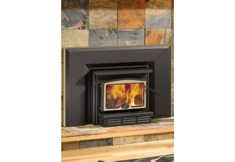 Large Wood Burning Fireplace Inserts by The Fyre Place Patio Shop Owen Sound Ontario Canada