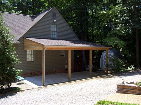 Attached Carport Kits by Attached Carports Attached Carport Designs Carport