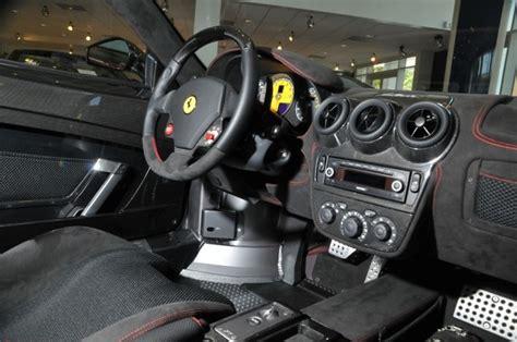 430 Scuderia Interior by 2009 430 Scuderia Pictures Cargurus