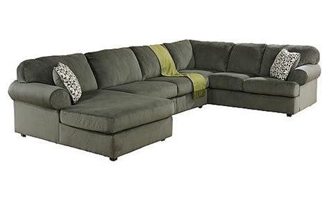 ashley pewter sectional jessa place pewter sectional for the home pinterest