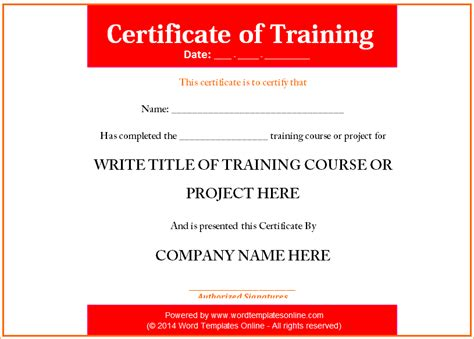 certification card template word document certificate template word templates data