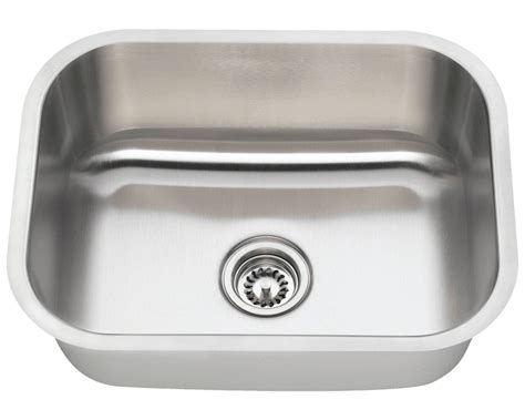 Single Bowl Stainless Steel Kitchen Sink 2318 Single Bowl Stainless Steel Kitchen Sink