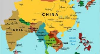 political map east asia east asia quotes like success