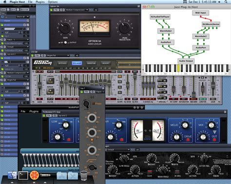 house music vst plugwire lets you use windows vst plugins on your mac