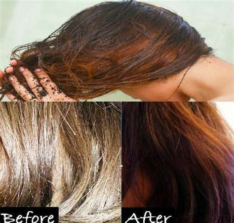 dye hair with coffee how to naturally dye your hair with coffee for all hair