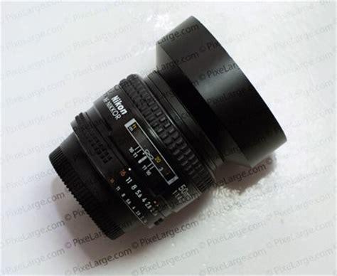 nikkor nikon 50mm f/1.4 d af lens review