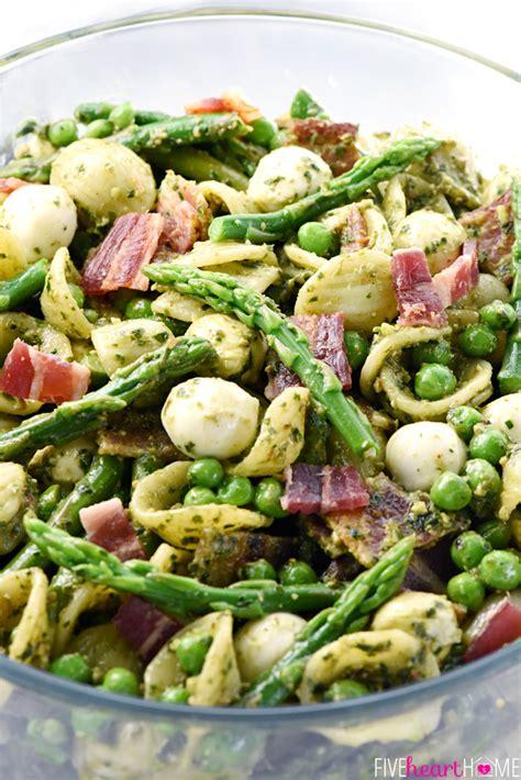 pesto salad pesto pasta salad