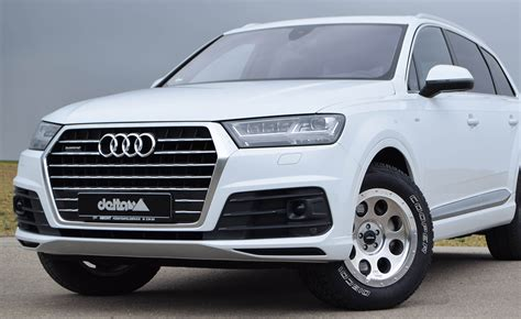 Audi Q7 Offroad by Offroad Tires For The Audi Q7 Diamonds In The Rough