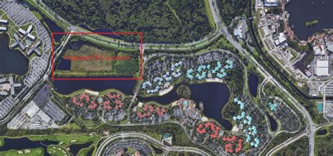 caribbean resort building map disney vacation club to build at caribbean