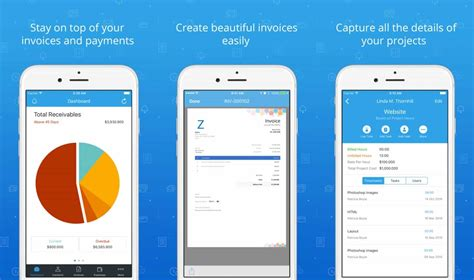 best invoice maker apps for iphone and with free