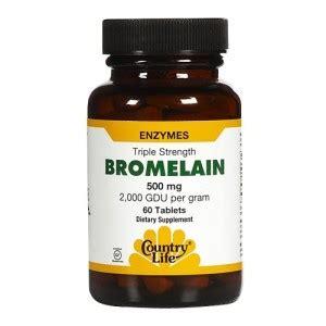 Suplemen Bromelain best supplements for inflammation gazette review
