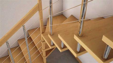 progettare scale per interni progetto render progettazione di una scala per interni