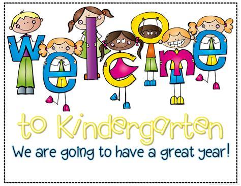 welcome students free file kindergarten school and