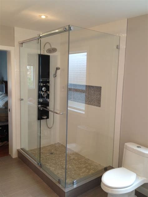 Shower Doors Vancouver Shower Enclosures Contemporary Shower Stalls And Kits Vancouver By Alto Glass