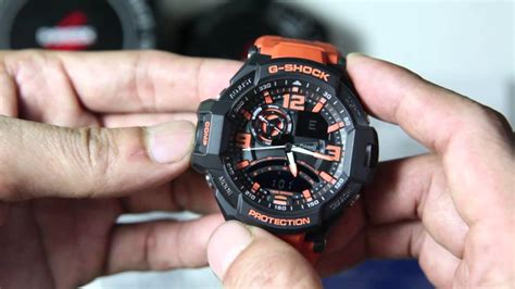 casio gravity master g shock ga 1000 4a