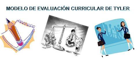 Modelo De Evaluacion Curricular De Ralph autoestima filosof 205 as educativas contempor 193 neas