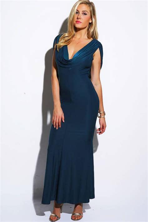 blauwe overhemd jurk blauwe lange jurk classywear