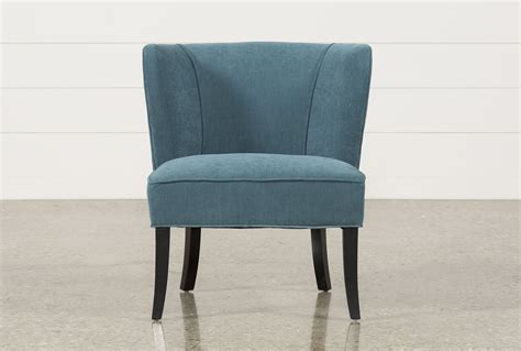 Living Spaces Accent Chairs Blueberry Accent Chair Living Spaces