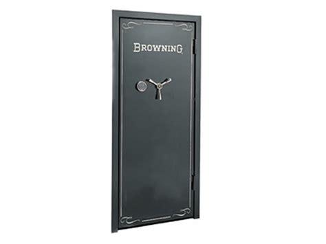 Browning Safe Door by Browning Universal Vault Door Gloss Black Browning Logo