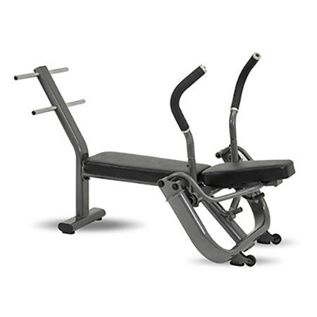 Bench Abs by Ab Bench
