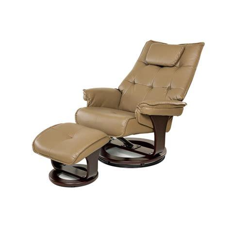 relaxzen reclining chair relaxzen reclining chair and ottoman relaxzen comfort