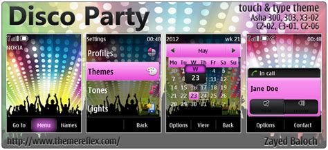 nokia c2 moving themes animated orbit theme for nokia c1 01 c2 00 themereflex