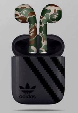 bape airpods hypebest air pods bape hype shoes