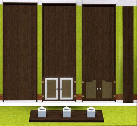 How To Build A Bookcase Mod The Sims Sliding Bookcase Quot Hidden Door Quot Up To 27